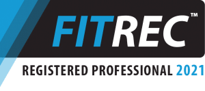 Image of Registered Fitness Professional Logo