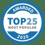 Image of 2019 Most Popular Award