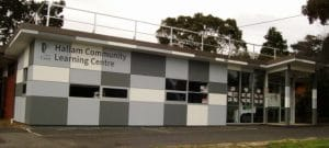 Hallam Community Learning Centre Outside